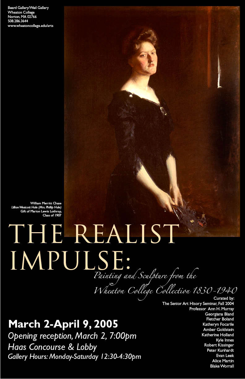 Realist Impulse (poster)
