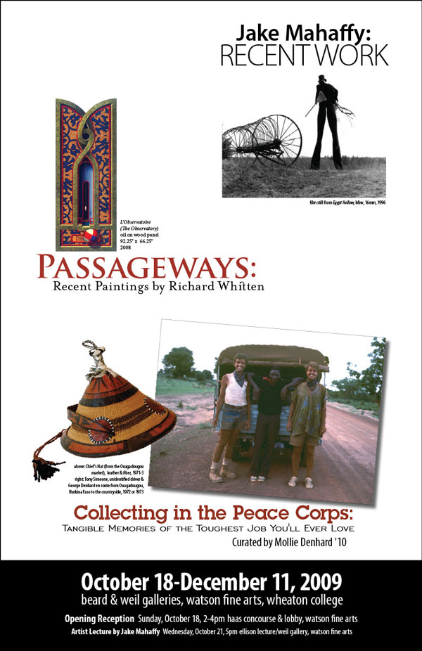 Mahaffy/Whitten/Peacecorps poster