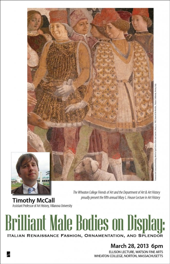 2013 Heuser Lecture featuring Timothy McCall