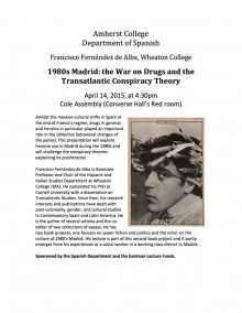 Poster Lecture Fernandez de Alba
