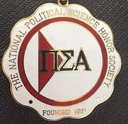 Pi Sigma Alpha insignia