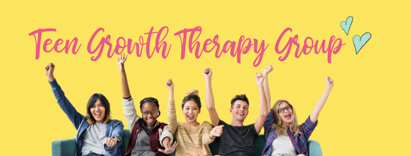 Banner image for Teen Growth Therapy Group
